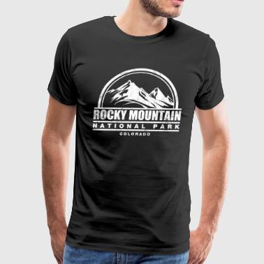 Rocky Mountain Rocky Mountain - Men's Premium T-Shirt