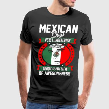 Mexican Guys Of Awesomeness - Men's Premium T-Shirt