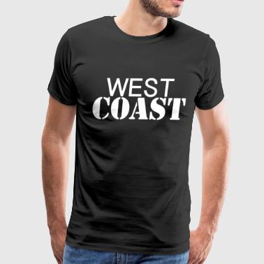 WEST COAST - Men's Premium T-Shirt