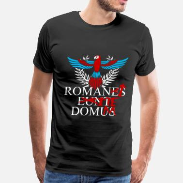 Rheinland Romans T - shirt - Go home - Men's Premium T-Shirt