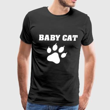 Baby Cat - Men's Premium T-Shirt