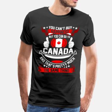 Air Canada You Can Go To Canada - Men's Premium T-Shirt
