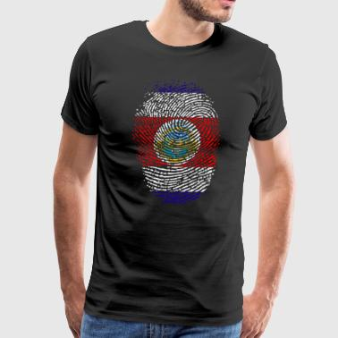 Costa Rica sport - Men's Premium T-Shirt