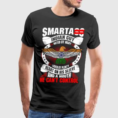 Smartass Indian Guy - Men's Premium T-Shirt