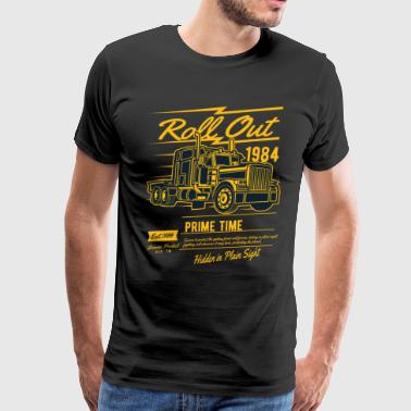 Prime Time - Roll Out - Men's Premium T-Shirt