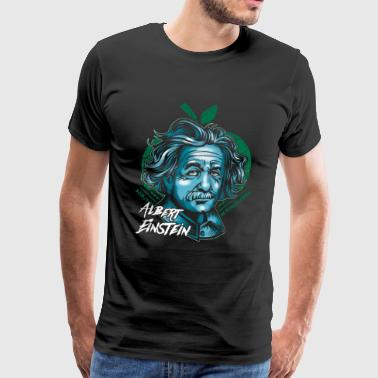 Albert Einstein - Men's Premium T-Shirt