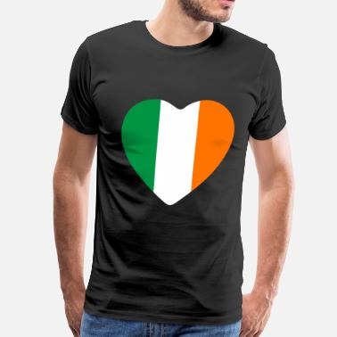Irish Heart irish heart - Men's Premium T-Shirt