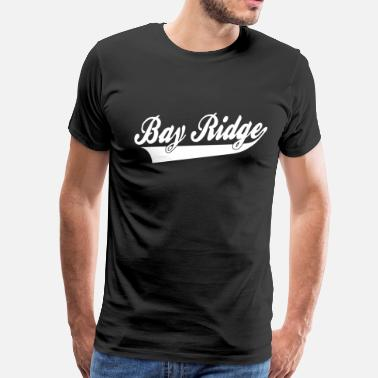 Ridges Bay Ridge - Men's Premium T-Shirt