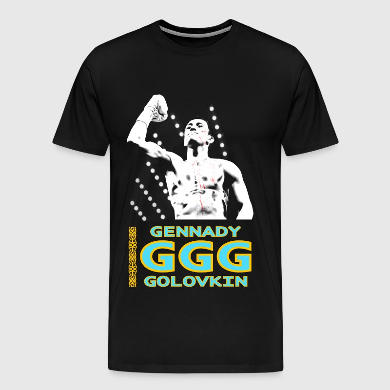 GGG Champ - Men's Premium T-Shirt
