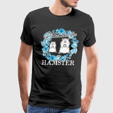 The Hamster Shirt - Men's Premium T-Shirt