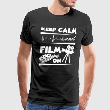 Film Director Shirts - Men's Premium T-Shirt