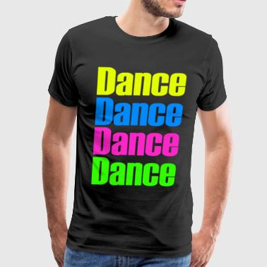 Dance Dance - Men's Premium T-Shirt