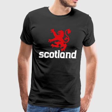 Scotland Lion UK Scottish - Men's Premium T-Shirt