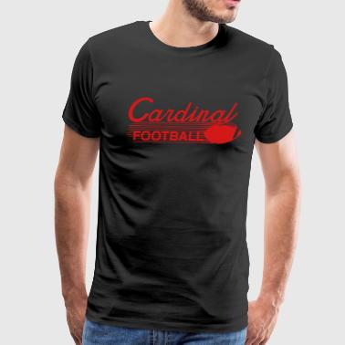 cardinals - Men's Premium T-Shirt