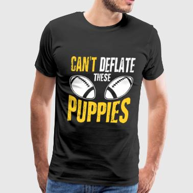 Fuck Mistress Football - Can't deflate these puppies awesome tee - Men's Premium T-Shirt