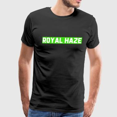 Cannabis Royal Haze - Men's Premium T-Shirt