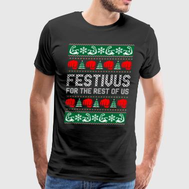 Festivus For The Best of Us - Men's Premium T-Shirt