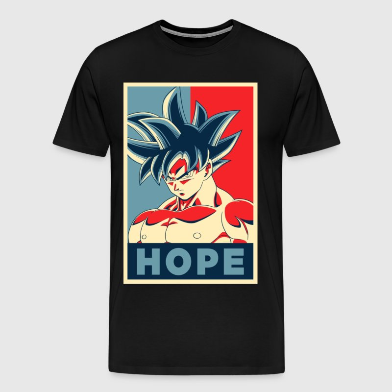 HOPE - Son Goku Dragon Ball - Men's Premium T-Shirt
