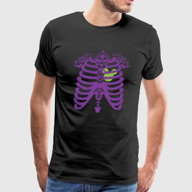 My Disney Heart belongs to the Haunted Mansion - Men's Premium T-Shirt