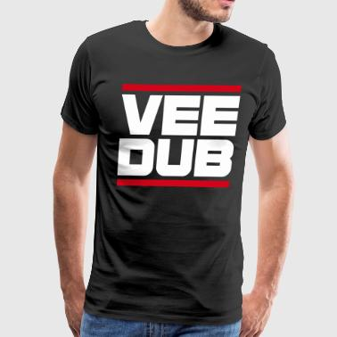 Vee Dub Campervann - Men's Premium T-Shirt