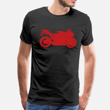 Ducati Monster Ducati 1098 - Men's Premium T-Shirt