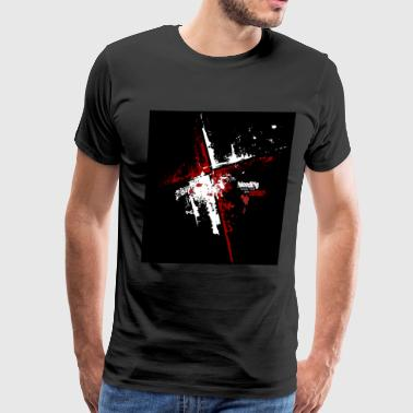 Bleeding - Men's Premium T-Shirt