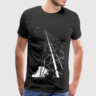 PowerTower - Men's Premium T-Shirt