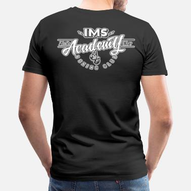 Ims Academy IMS Boxing logo - Men's Premium T-Shirt