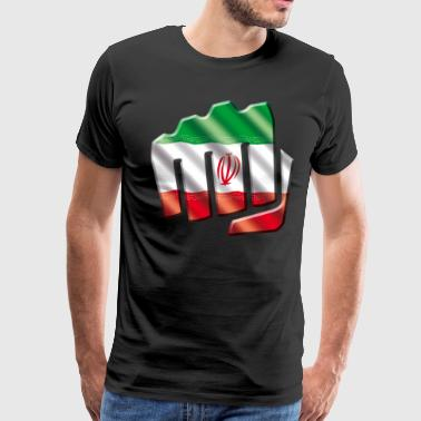 Iran - Men's Premium T-Shirt