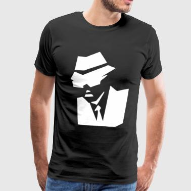 SKA clash punk rock - Men's Premium T-Shirt