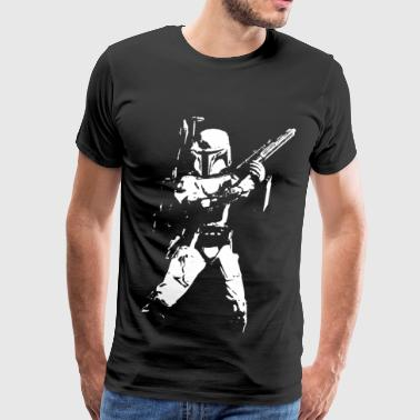 MR Fett - Men's Premium T-Shirt