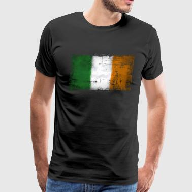 colors of Ireland - Men's Premium T-Shirt