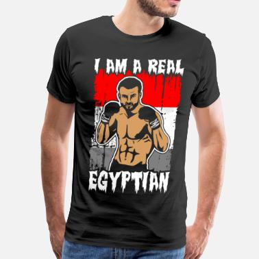 Mens Egyptian I Am A Real Egyptian - Men's Premium T-Shirt