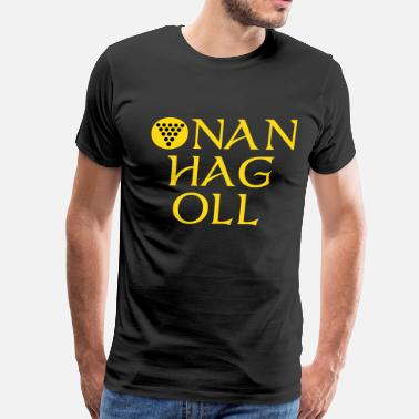 Olle Onan Hag Oll / One And All - Men's Premium T-Shirt
