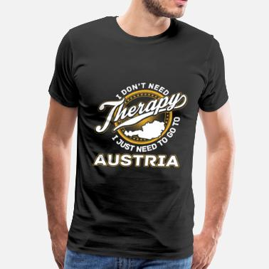 Carinthia Austria - I just need to go to austria - Men's Premium T-Shirt