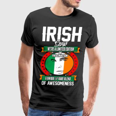 Irish Guys Of Awesomeness - Men's Premium T-Shirt
