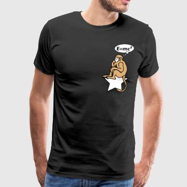 Smart Monkey - Men's Premium T-Shirt