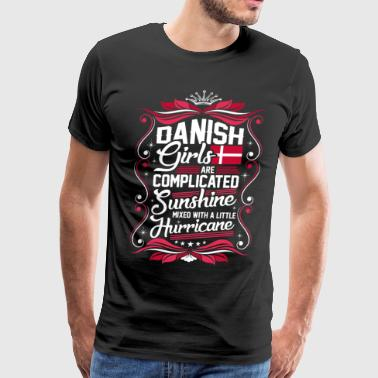 Danish Girls Are Completed Sunshine - Men's Premium T-Shirt