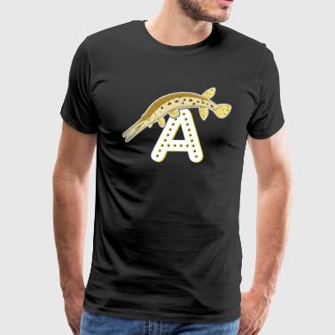 Alligator Gar Shirt - Men's Premium T-Shirt