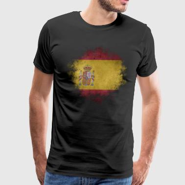 Spain Spanish Spain - Men's Premium T-Shirt