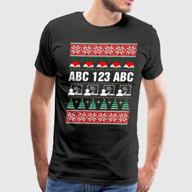 The Best Way To Spread Christmas Cheer - Men's Premium T-Shirt