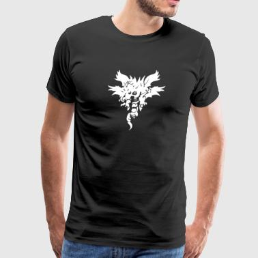 Manas Secret Of Mana Mana Beast - Men's Premium T-Shirt