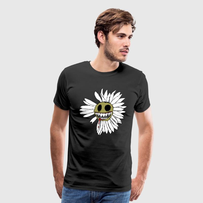 Dangerous Flower - Men's Premium T-Shirt
