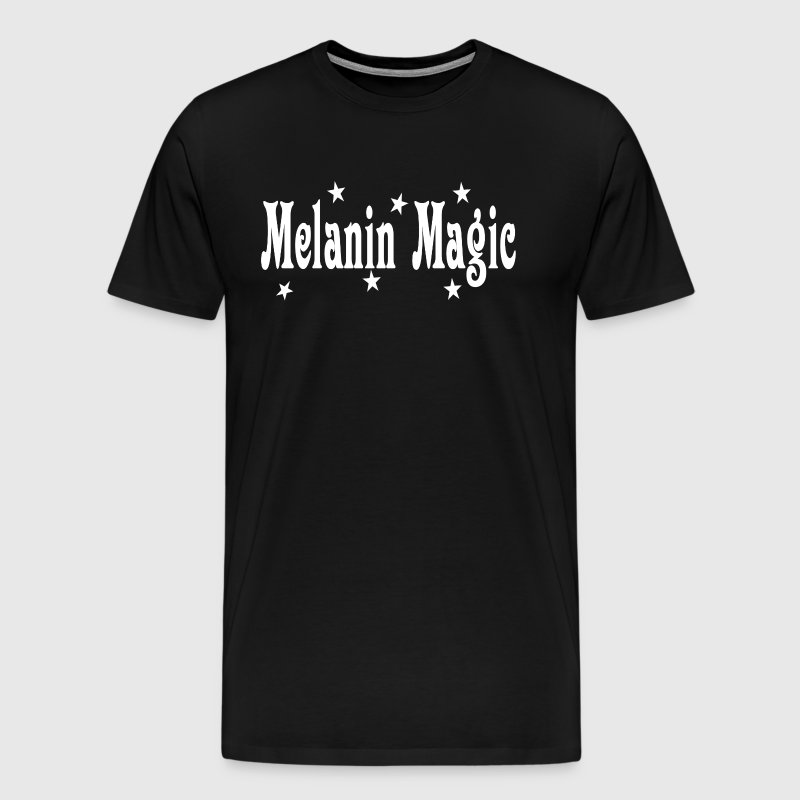 Melanin Magic - Men's Premium T-Shirt