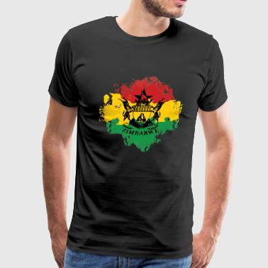 zimbabwe - Men's Premium T-Shirt