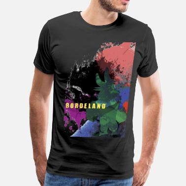 Borderlands Bunny Doom Bordeland  - Men's Premium T-Shirt