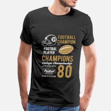 College Football College Football - Men's Premium T-Shirt