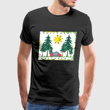 California Living - Men's Premium T-Shirt