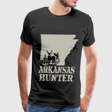 Arkansas hunter - Awesome t-shirt for hunting lo - Men's Premium T-Shirt