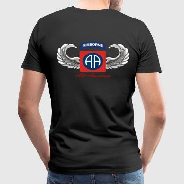 82nd Airborne Design - Men's Premium T-Shirt